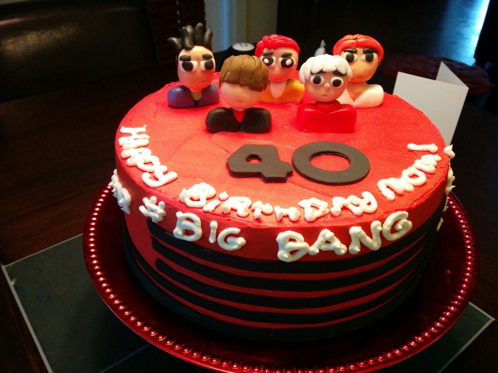 My Bigbang Kpop Birthday Cake Bigbang Pinterest