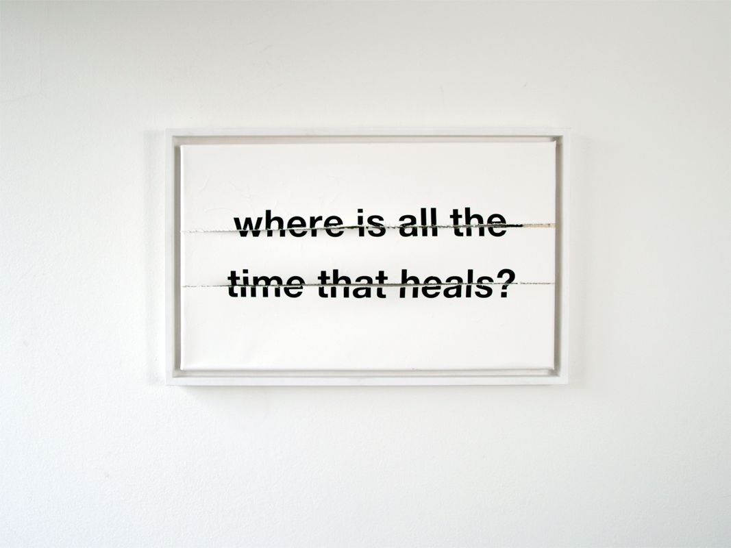 Art Quotes Tumblr Visualpoetry  »Where«Anatol Knotek  Homepage  Tumblr