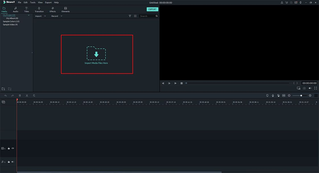 Congratulations Installation Of Filmora Video Editor Successfully Free Video Editing Software Video Editing Software Video Editor