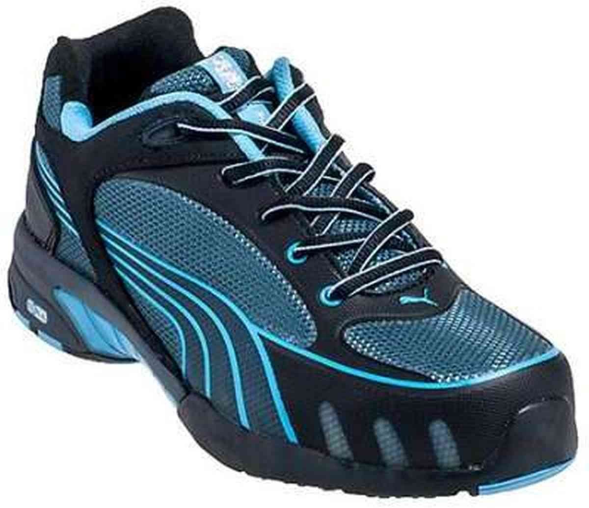 Womenu0026#39;s Puma Safety Fuse Motion SD Low Steel Toe Shoes ...