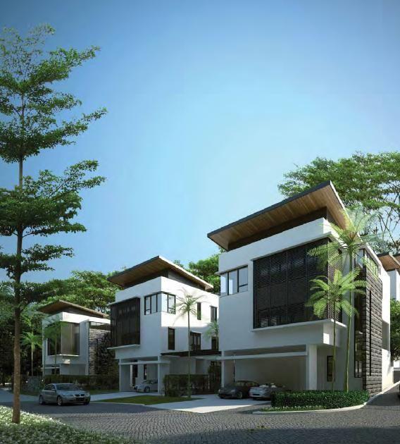 M1.4 Malaysia Modern Villas