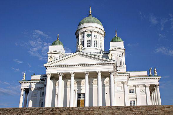 Vihkipaikkatarina: Helsingin tuomiokirkko - Aiheet - Häät.fi