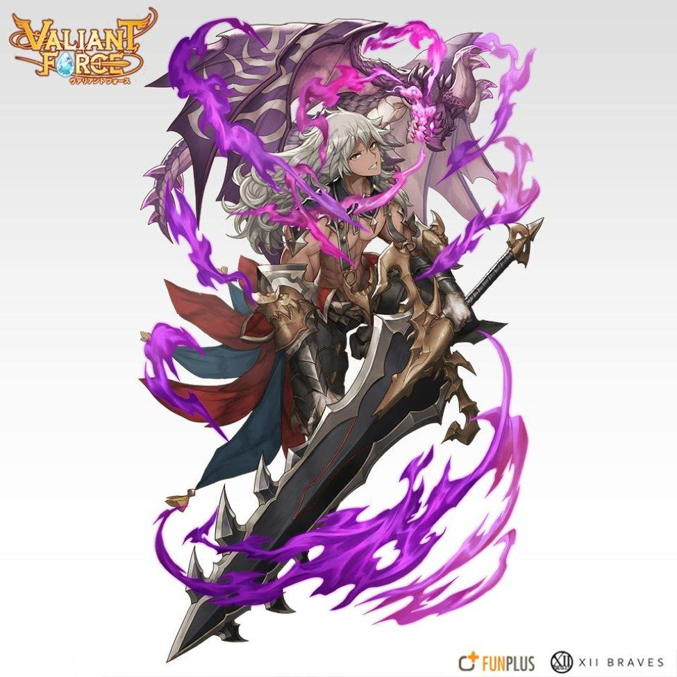 Valiant Force Songkran Event Spoilers All New Wyvern Summoner And Firestorm Keep Guild Event Sgcafe In 2020 Valiant Force Fantasy Character Design Cool Artwork