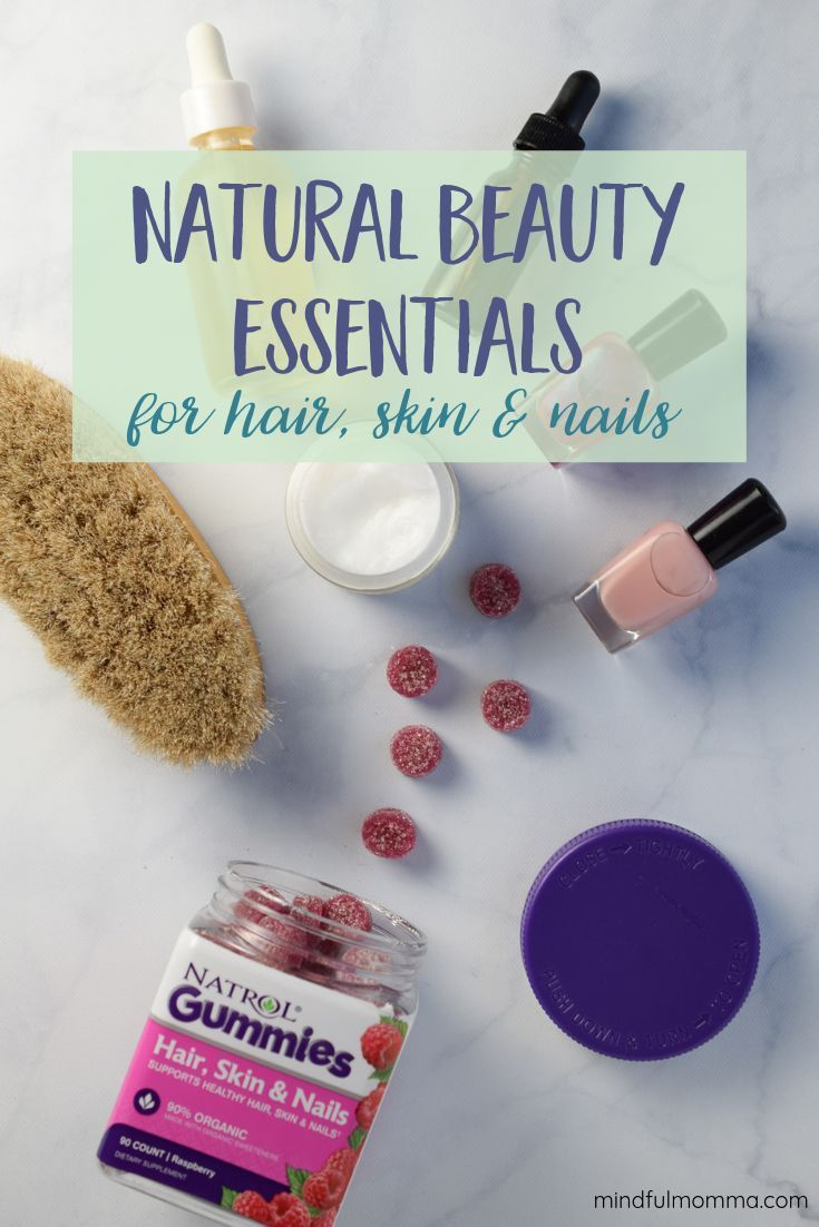 Stock your bathroom cupboard with these natural beauty essentials to get the radiant skin, gorgeous hair & strong nails you want without spending a fortune on expensive beauty treatments. | via @mindfulmomma