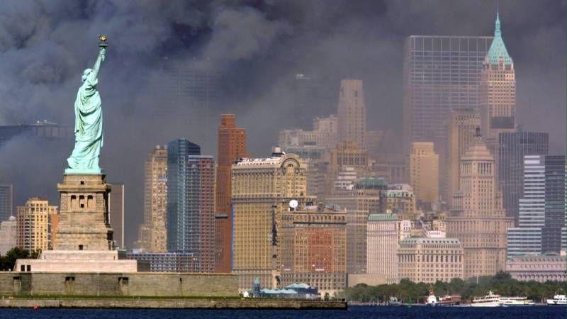 Het is 11 september, 15 jaar na de aanslagen in New York | NOS