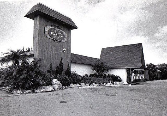 The Wine Cellar Indian Rocks Beach 1979 Indian Rocks Beach Vintage Florida Florida City