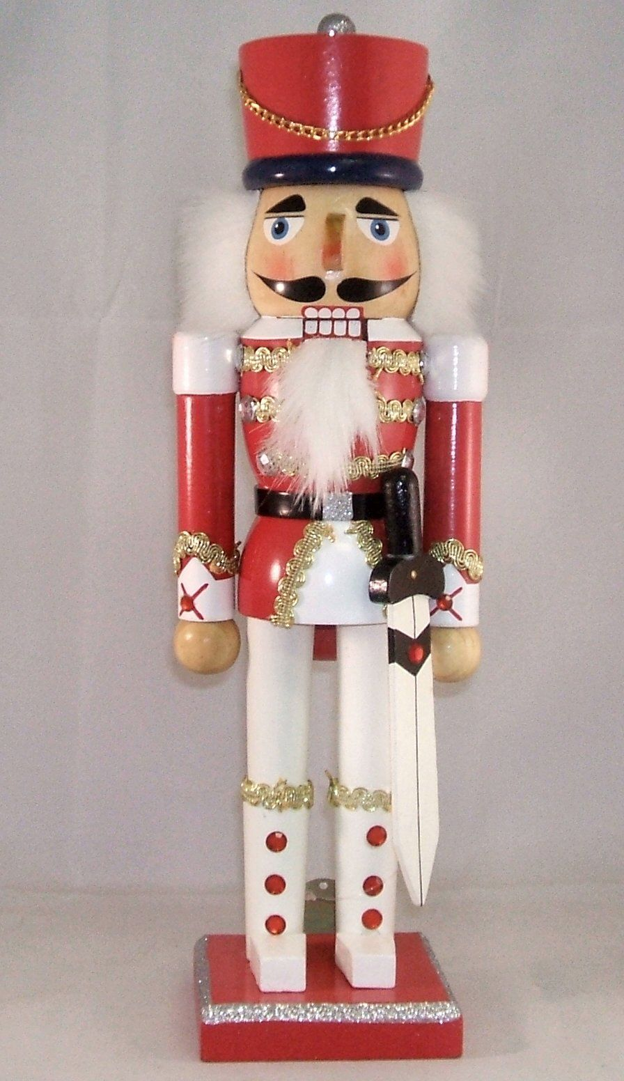 Soldier Christmas Nutcracker I love nutcrackers! =) | Nutcrackers ...