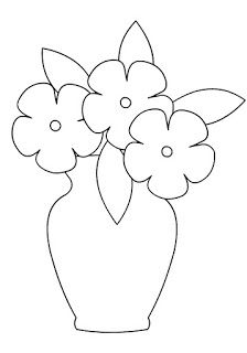 Colorable Flowers