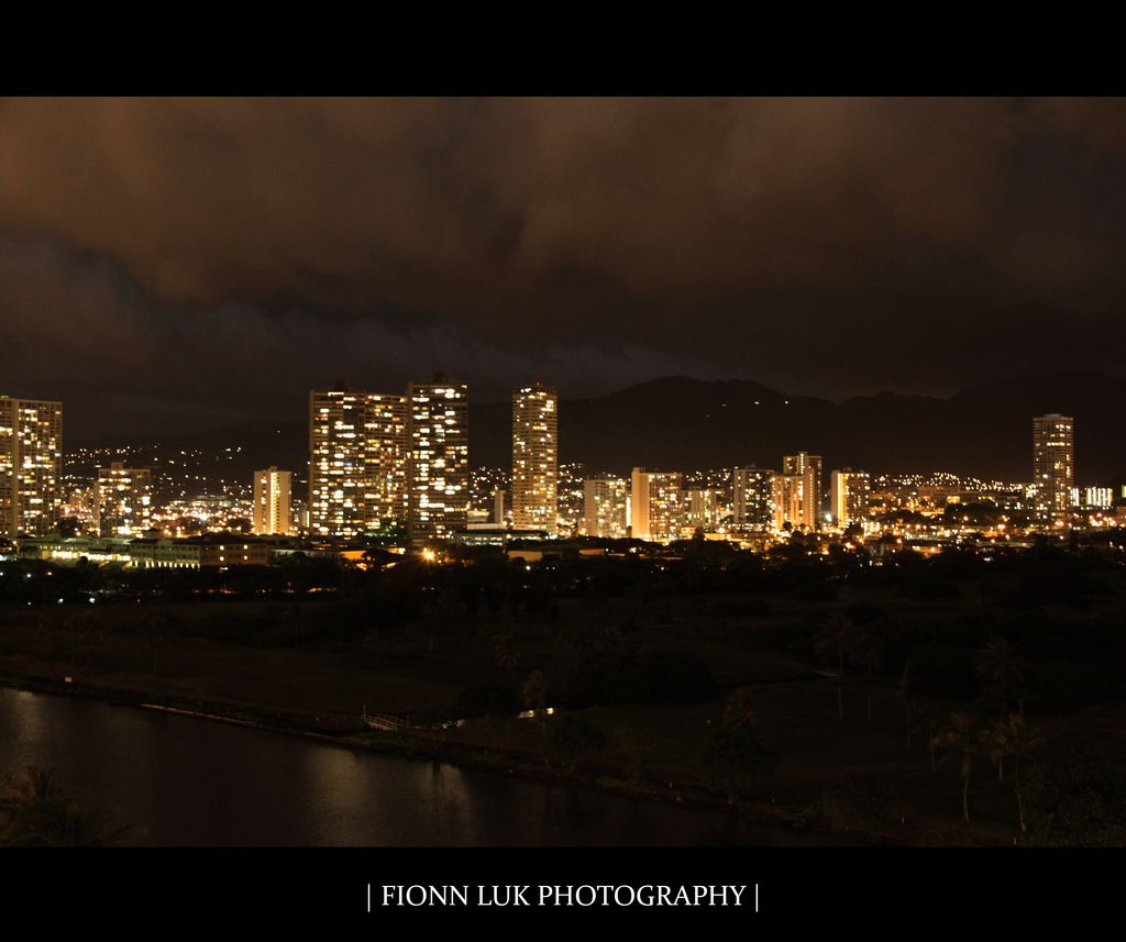 https://flic.kr/p/8AqpVo | Honolulu Skyline | A 30 second exposure that I did on…