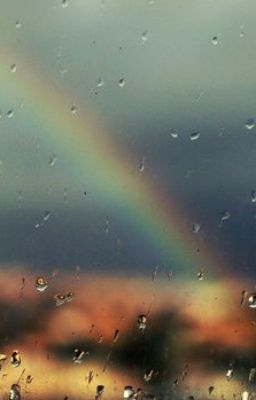 elegi hujan dan pelangi in landscape photography pictures