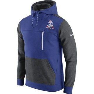 The Official Patriots ProShop Mobile   Nike Throwback AV15 Hood-Royal/Gray