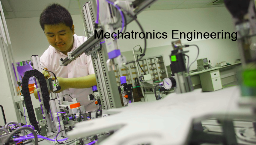 Mechatronics Training Internship In India Mychatri Mechatronics Mechatronics Engineering Internship