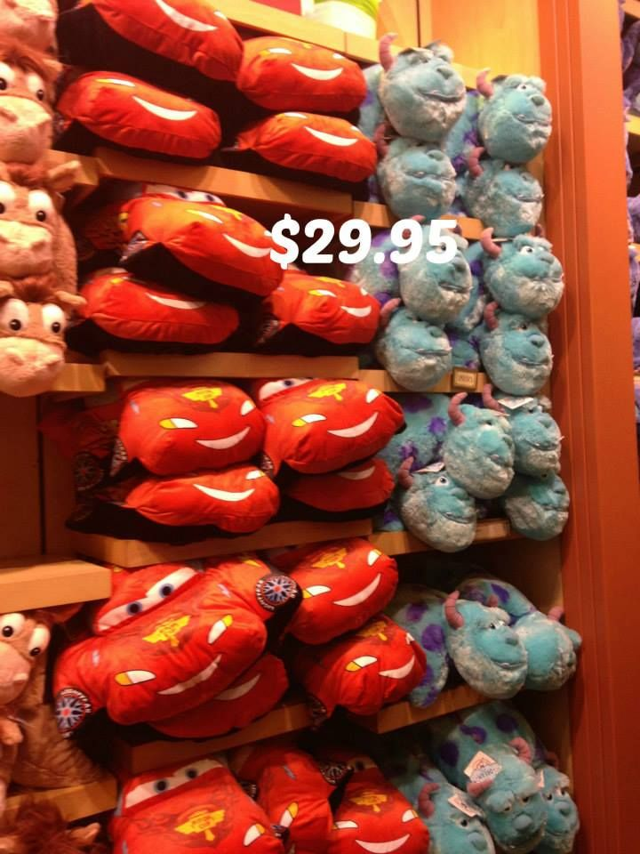 To Request That We Purchase One For You Fill Out On Order Form At Www Mydisneymemories Com Animal Pillows Are You The One Disneyland Resort