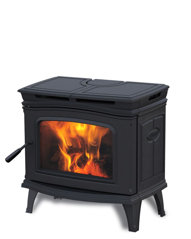 Pacific Energy Alderlea 1 2 Wood Burning Stove Wood Vented
