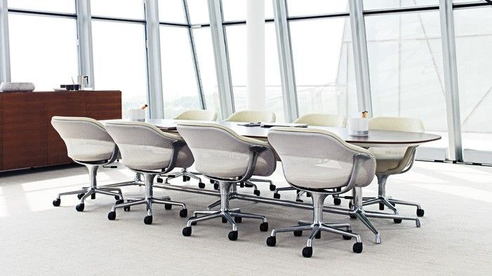 SW_1 Low Conference Table   Coalesse. Beautiful chairs for a conference room!    Conference Rooms & Collaborative Spaces   Pinterest   Conference room, ... - SW_1 Low Conference Table Coalesse. Beautiful Chairs For A