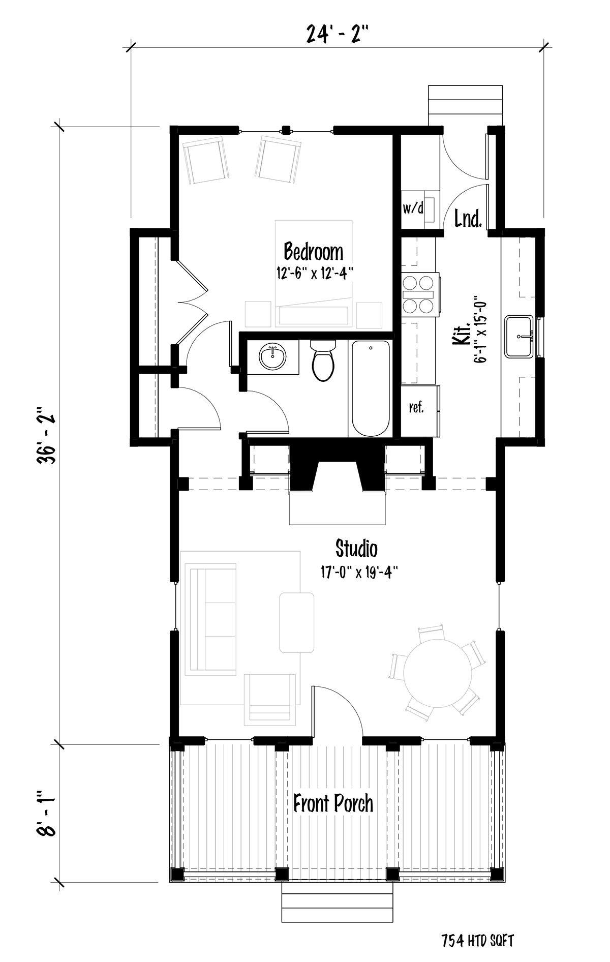 Artist Studio Cottage House Plans By John Tee Artist Studio Cottage House Plans Cottage