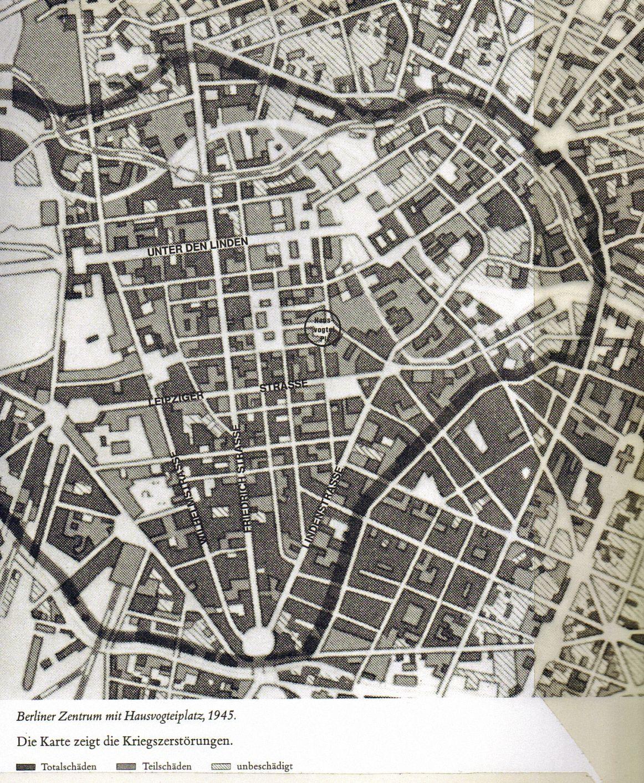 Berlin Kriegsschden 1945 Berlin Kriegsschden 1945