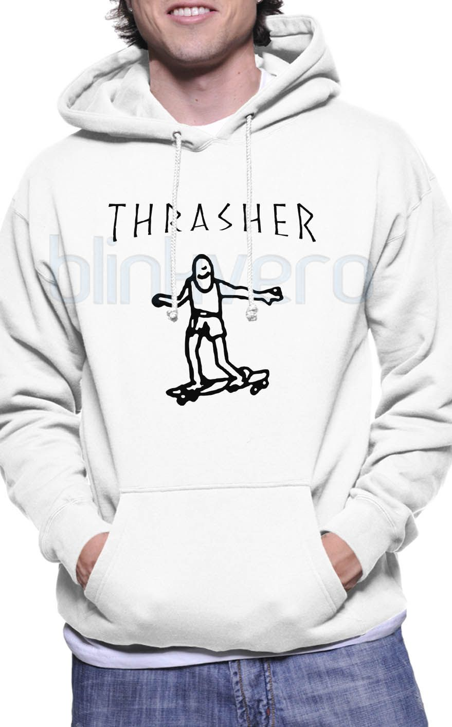 Thrasher sweater girls and mens hoodie adult | Unisex, Hoodie and ...