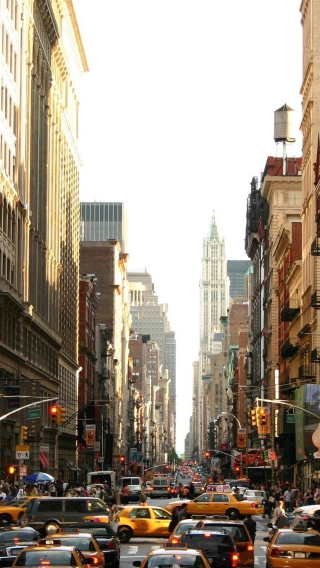 City Busy StreetNew York CityWallpapers