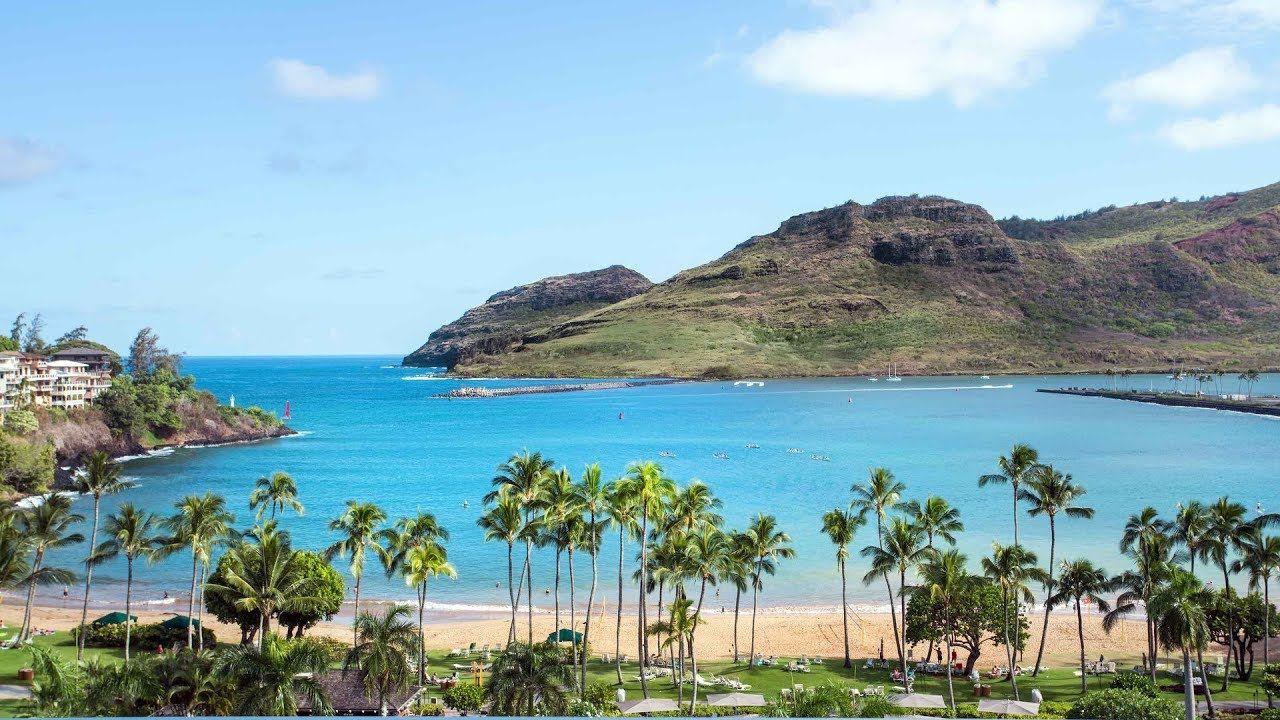 Kauai Marriott Resort Hawaii Best 5 Star Beachfront Hotel For Family