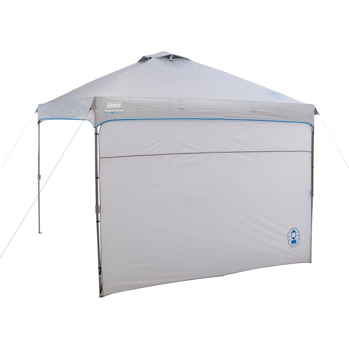 Coleman® Instant Canopy with Sunwall 10u0027x10u0027 - Gray  sc 1 st  Pinterest & Coleman® Instant Canopy with Sunwall 10u0027x10u0027 - Gray | Instant ...