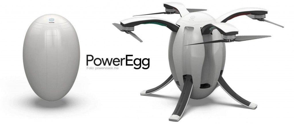 👉Jetzt vorbestellen: PowerEgg Drone Innovation by Powervision 360 Grad 4K Kamera, 23 Minuten Flugzeit! https://www.futuretrends.ch/poweregg-powervision.html