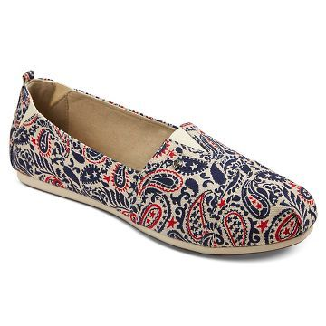 5bee1c3f670 Women's Mad Love® Lydia Canvas Slip On Shoes | Shoes | Shoes, Canvas ...