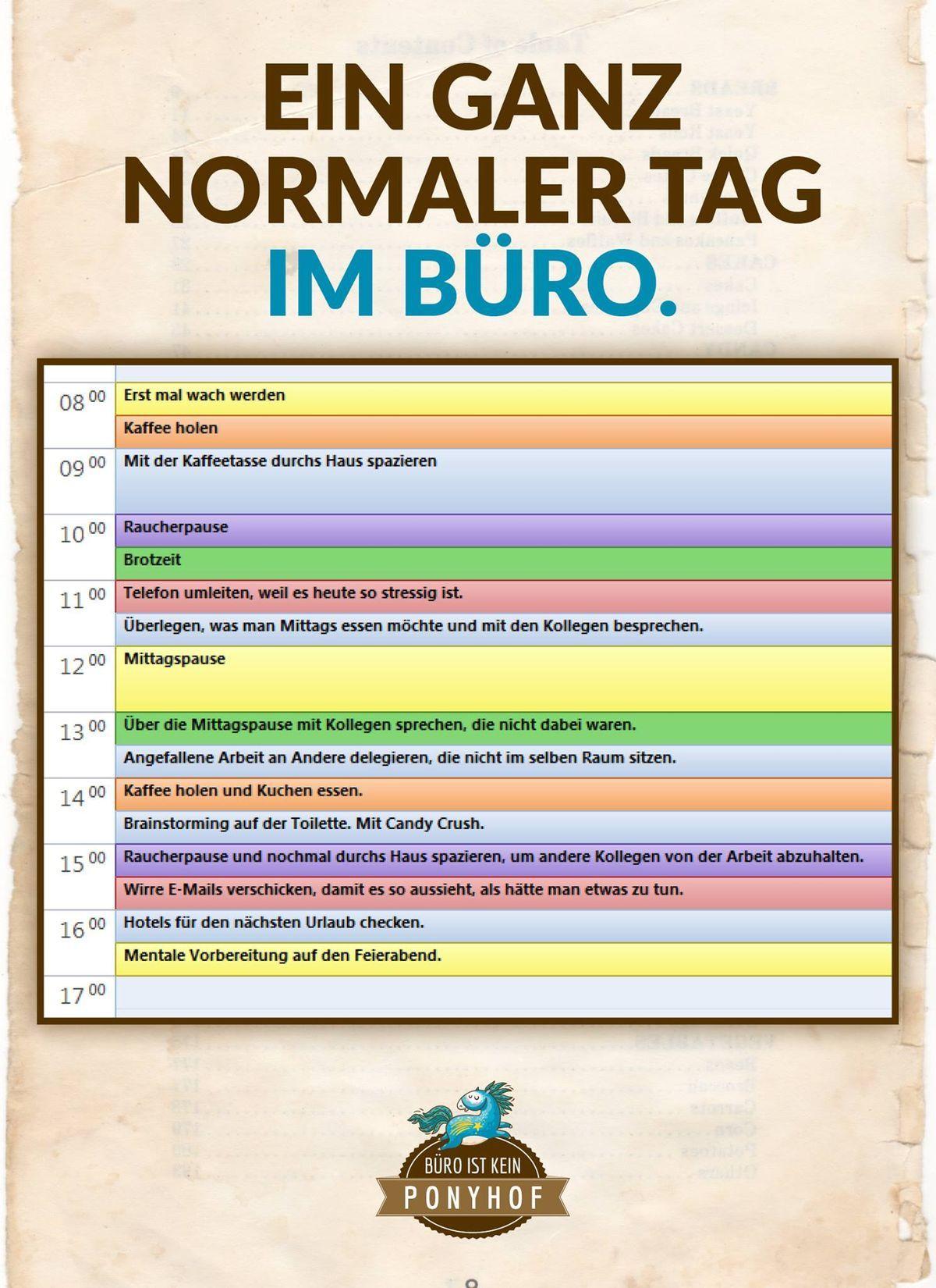 Ein Ganz Normaler Tag Im Buro Ein Ganz Normaler Tag Buro Humor