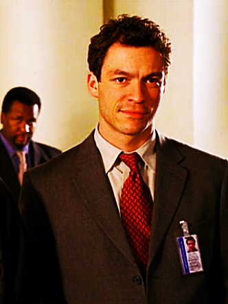 Gorgeous Dominic West Jimmy Mcnulty From The Wire 2002 2008 Dominic West Television Drama Thespians