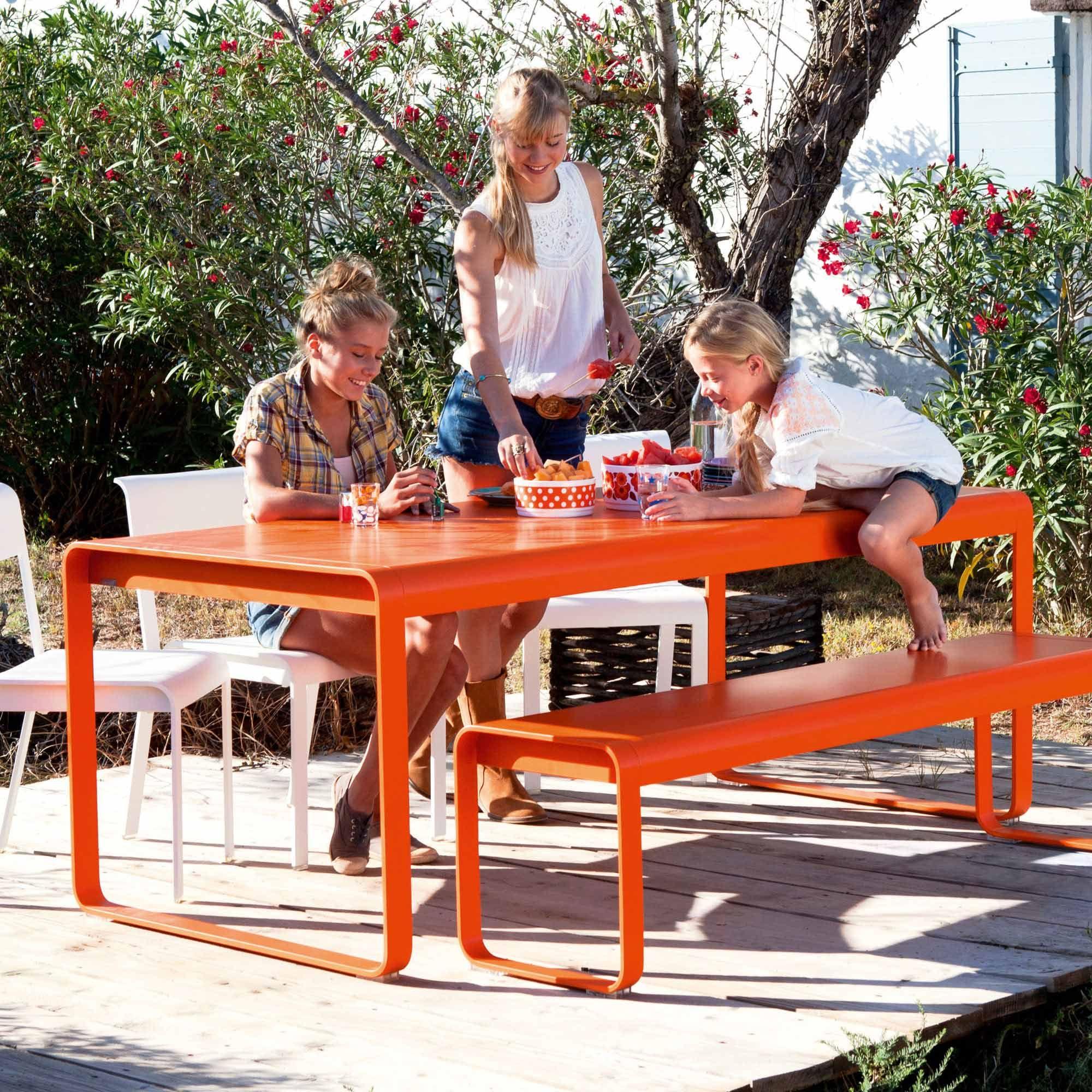 Fermob chez delamaison.fr   Exterieur ideeën   Pinterest   Terrasses ...