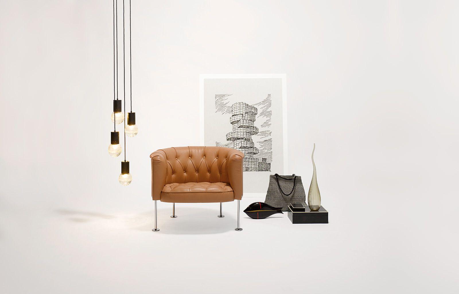 Sessel Haussmann 310   Design: Trix & Robert Haussmann. - Walter ...