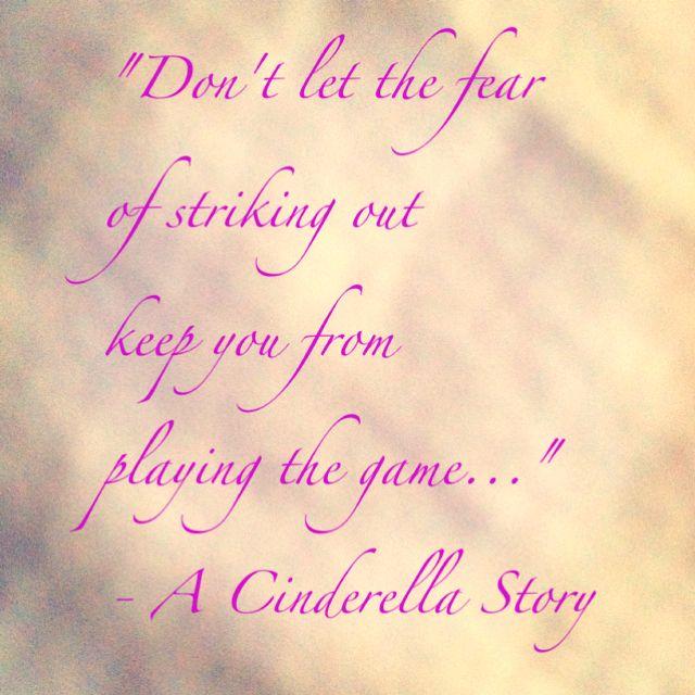 A Cinderella Story!
