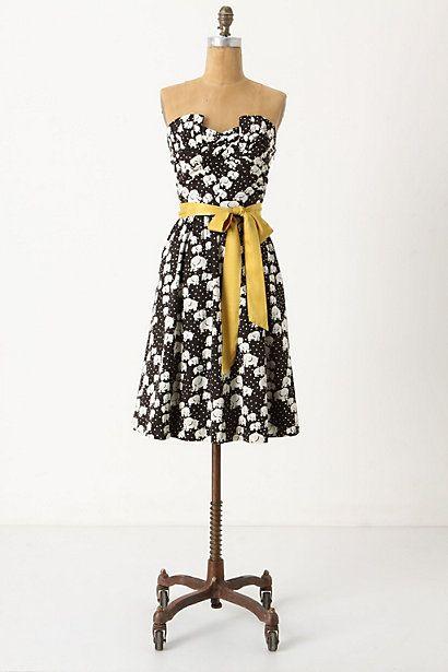 Love this!  Great Georgia Tech dress!