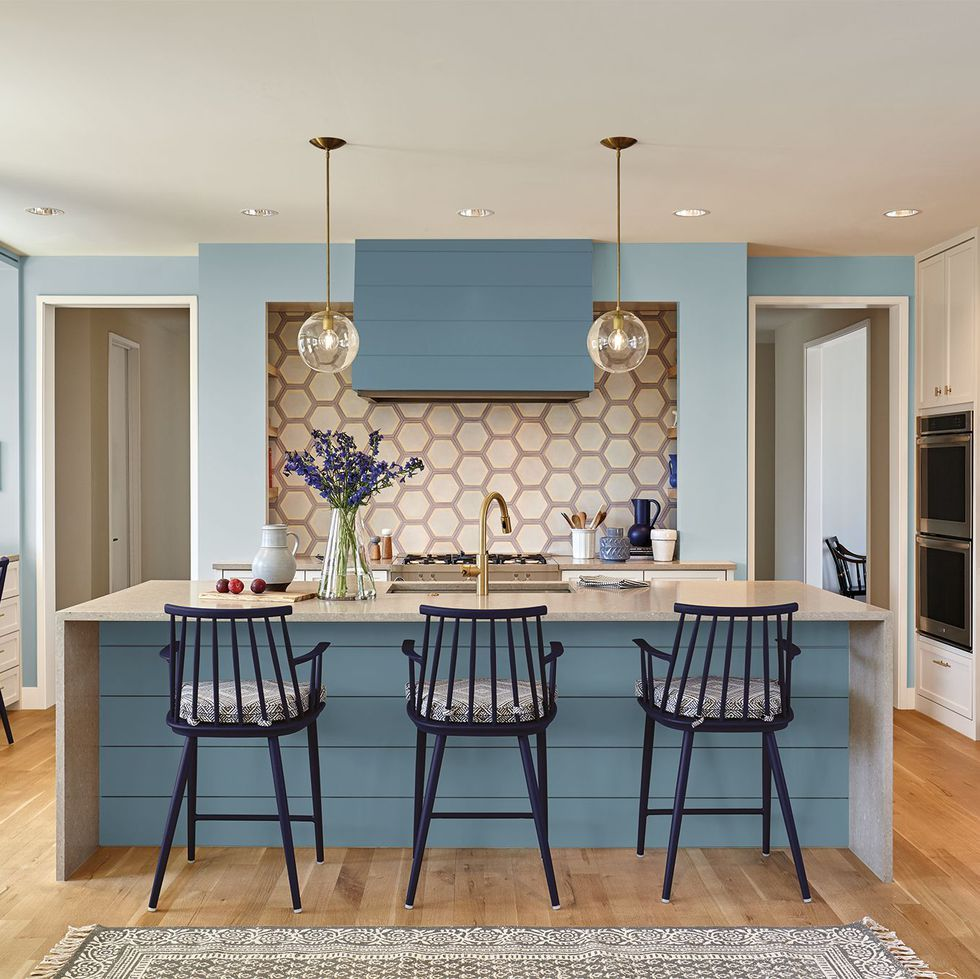 behr paint 2019 color of the year Kitchen paint colors