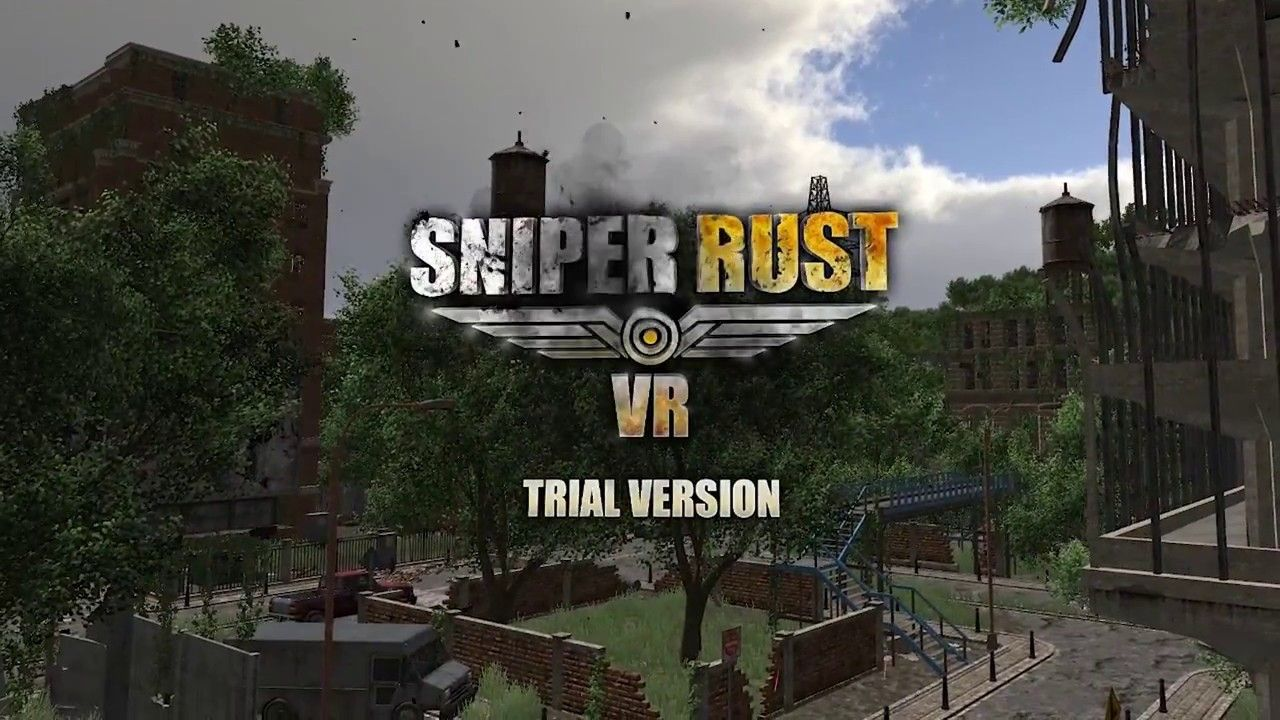 Sniper Rust VR game for Oculus and Steam | Unity3d, Oculus Rift & VR