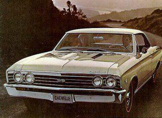 1967 Chevelle Chevelle Muscle Cars 1967 Chevelle