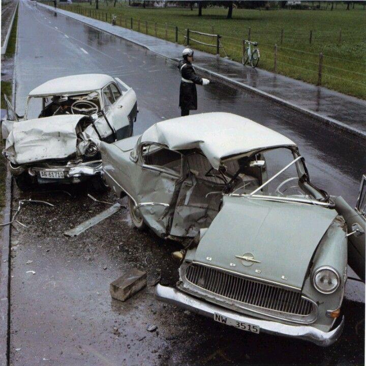 Crashed opel wrecked pinterest cars abandoned cars for Unclaimed motor vehicle ohio