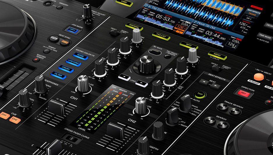 Pioneer DJ revolutionizing with new allinone XDJRX Player