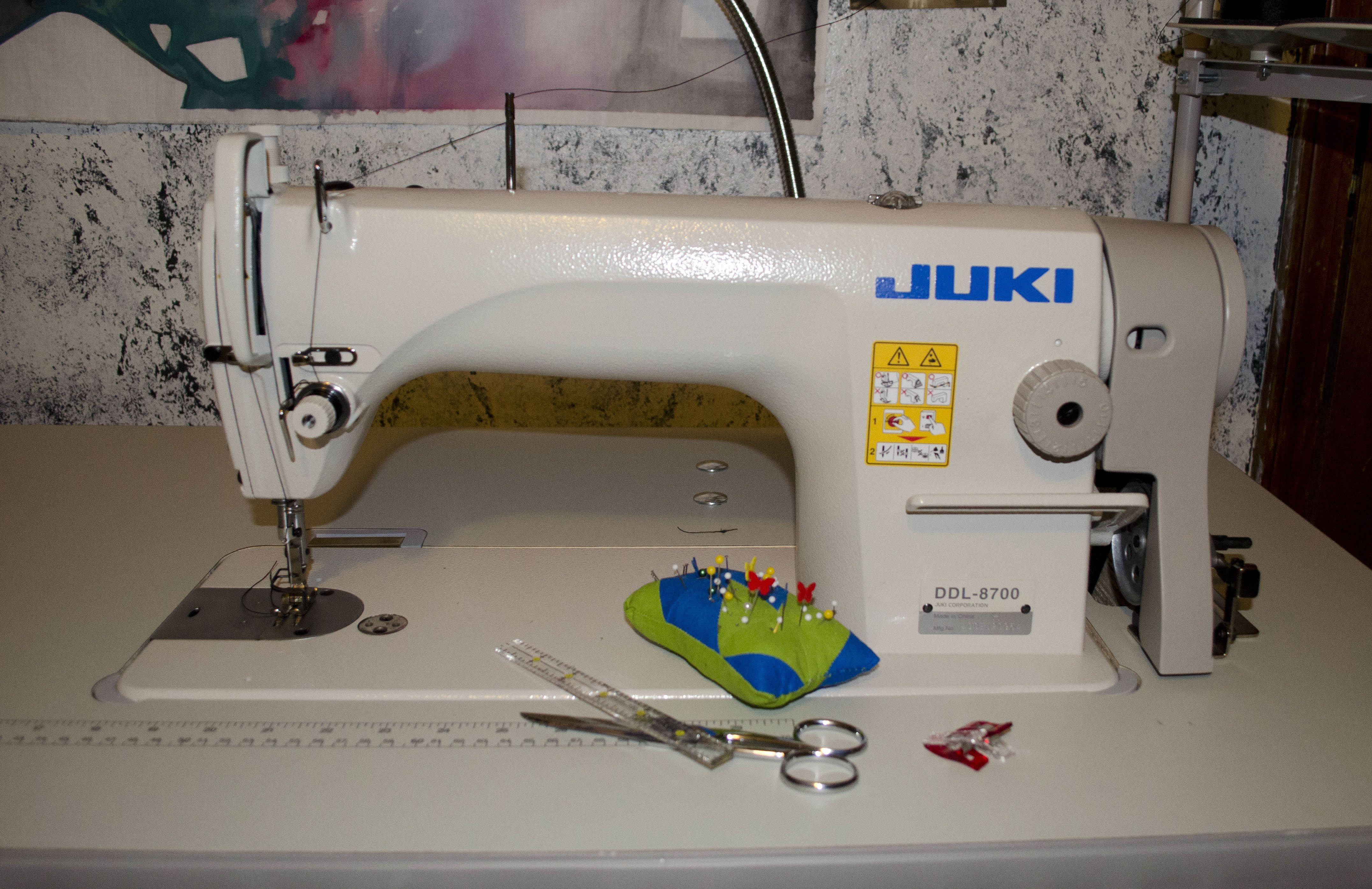 Juki8700H Juki, Sewing Machines, Sew, Sewing Sleeves