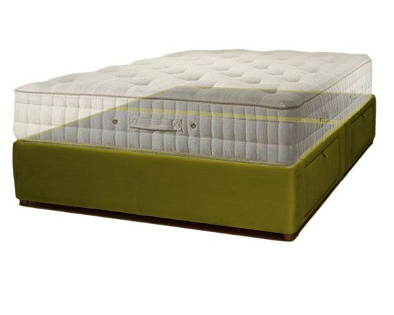 Elegant Upholstered Platform Storage Bed with by LovelyFurnishings, $859.00
