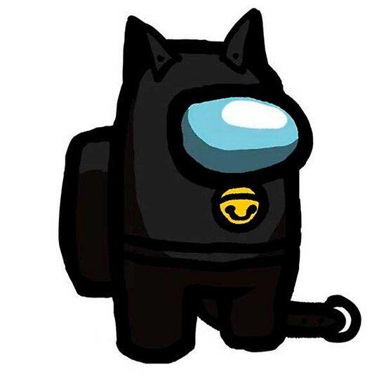'Among Us Cat' by fatcatbat