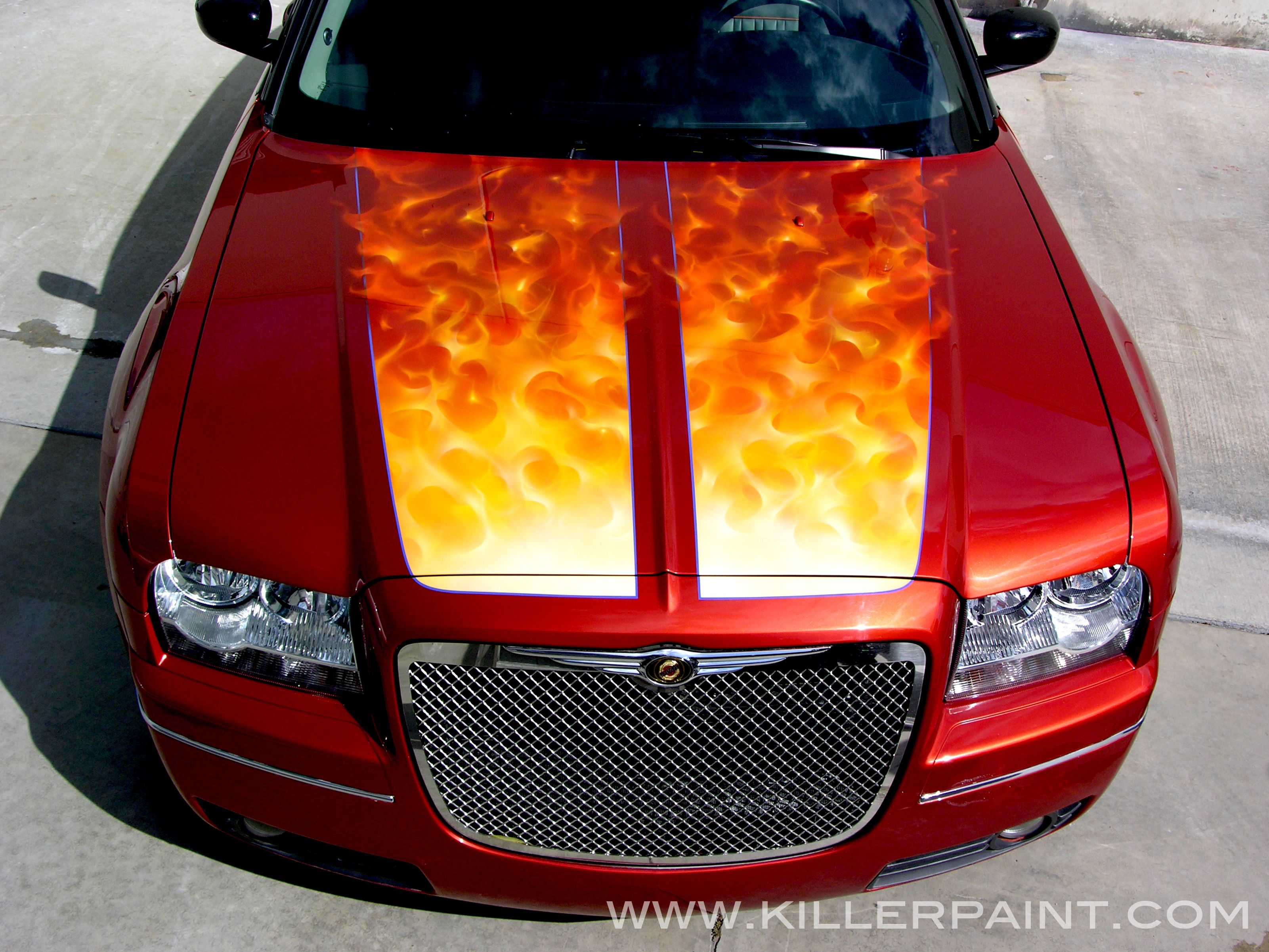 Best Mike Lavalle Da Killer Paint Images On Pinterest - Custom vinyl decals for rc carsimages of cars painted with flames true fire flames on rc car