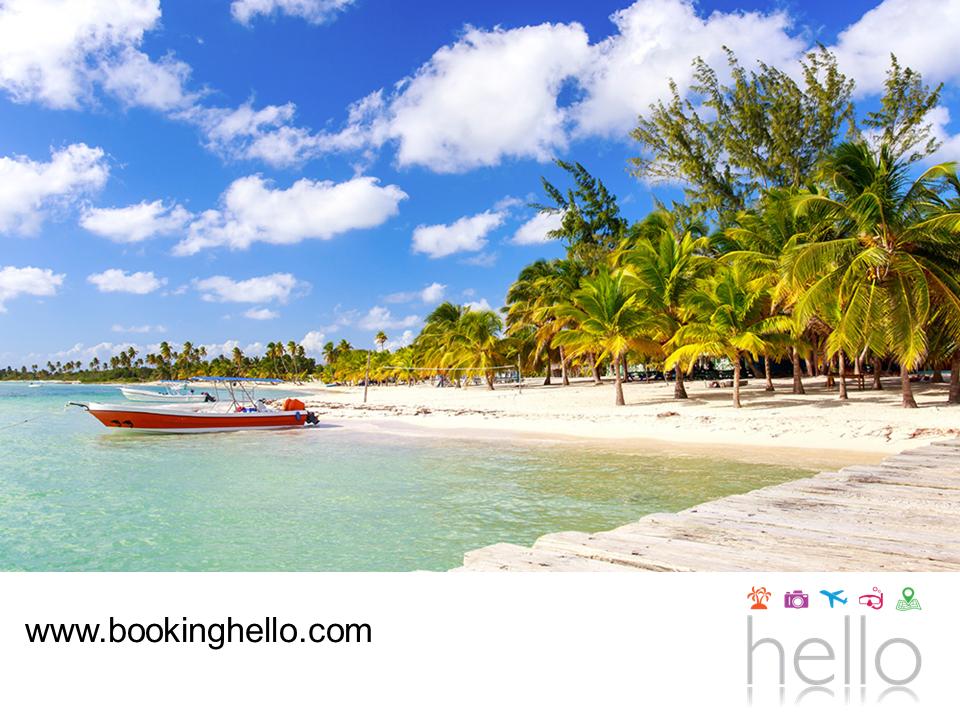 EL MEJOR ALL INCLUSIVE AL CARIBE. Las playas del Caribe dominicano ...
