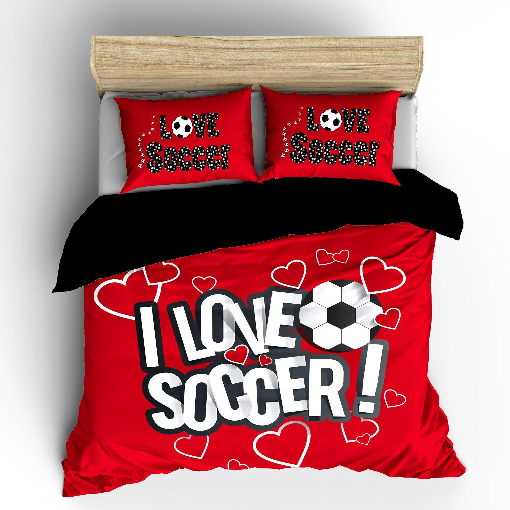 pin set sets products factory soccer dream and bed bedding