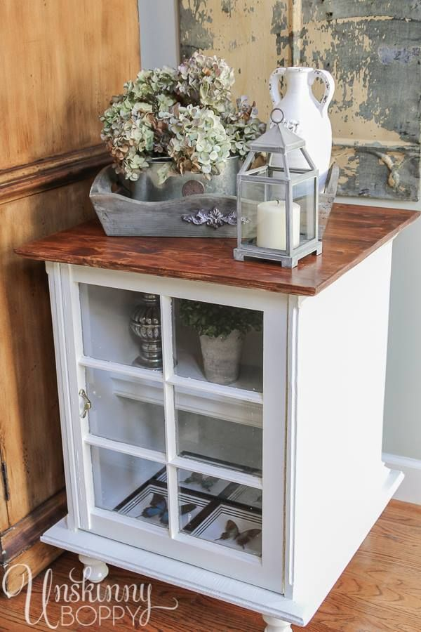 Beth's End Table