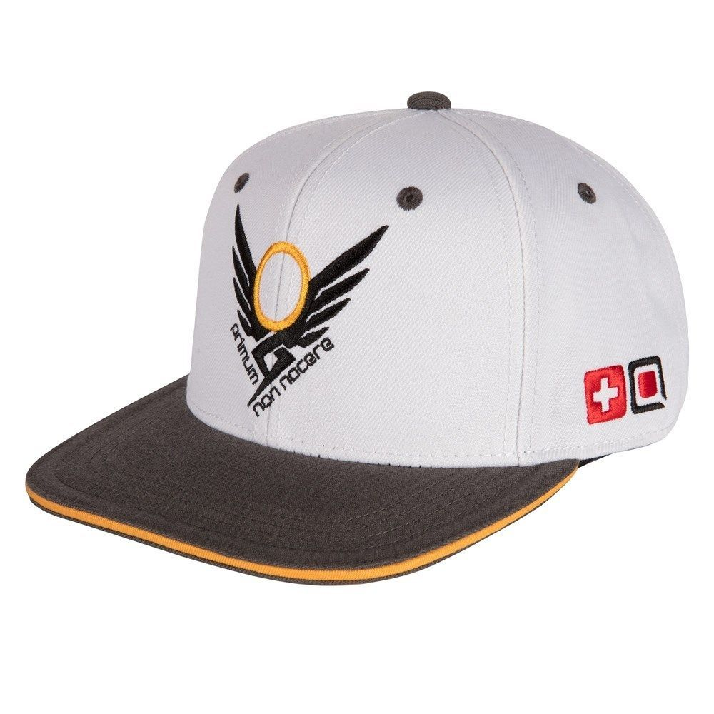 fd73c91f6 Authentic OVERWATCH Mercy Saves Snapback Hat NEW #overwatch #league #games