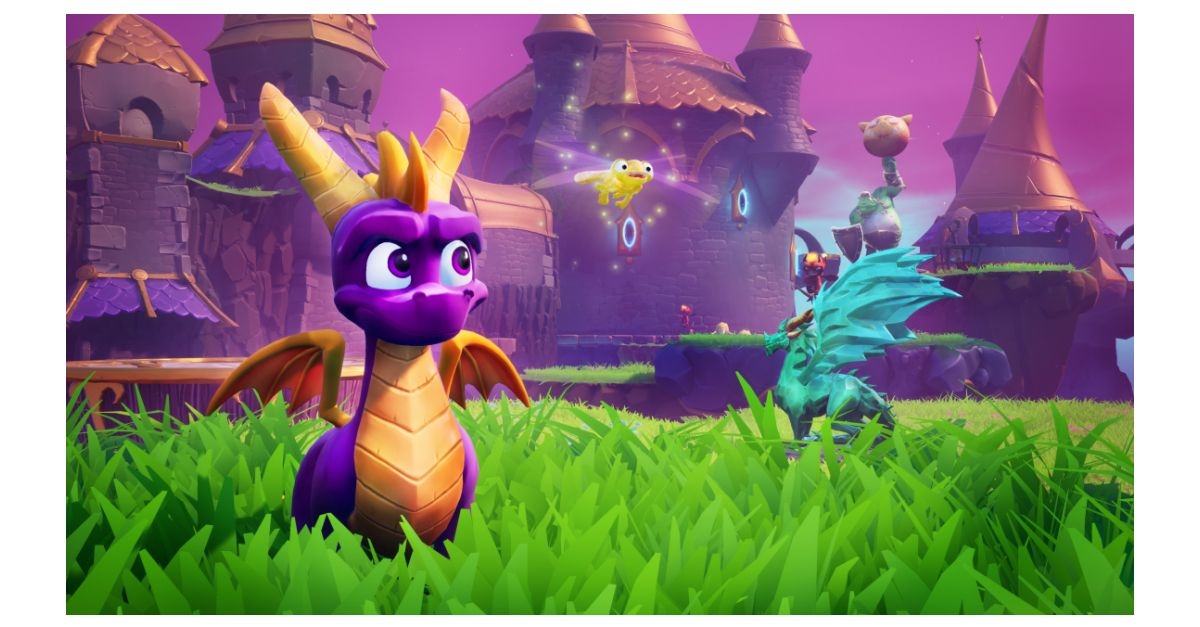 Spyro Reignited Trilogy Brings The Heat To Nintendo Switch And Steam This September Spyro The Dragon Trilogy Nintendo Switch