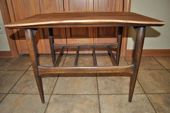 Best Mcm Mid Century Modern Bassett Furniture Coffee Table 400 x 300