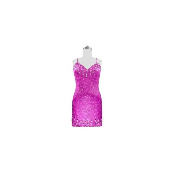 NEW! Free Shipping :: BEJOUL Short Crystal Dresses :: Crystal Dresses... via Polyvore