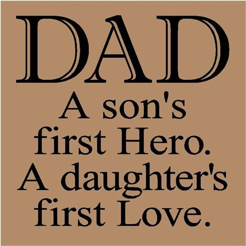 fathers day quotes | • my way • | Happy father day quotes ...